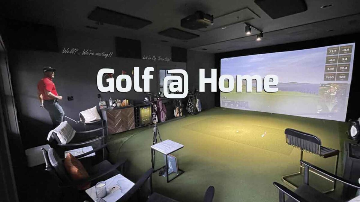 Essential tips for playing Golf at home