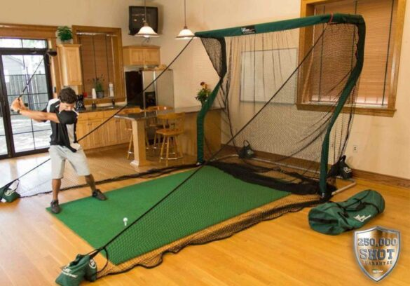 Play Golf at Home