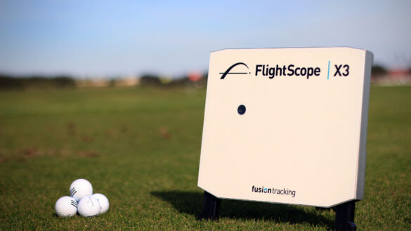 FlightScope X3 Launch Monitor