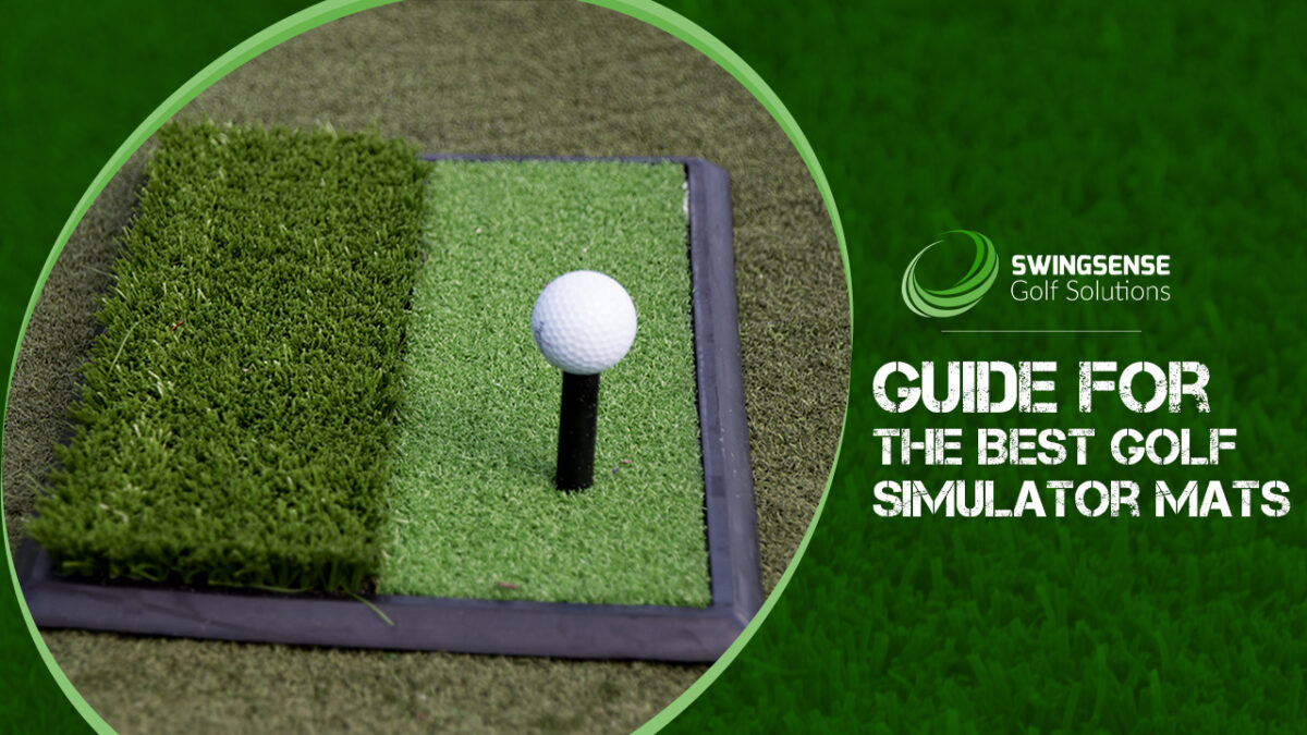 Your One-Stop Guide for the Best Golf Simulator Mats