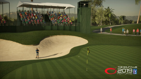 THE GOLF CLUB 2019 SIMULATION SOFTWARE