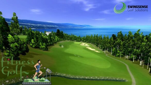 Fitness Golf Simulation Software