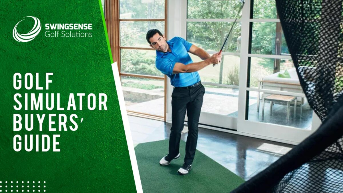 Golf Simulator Buyers' Guide —Best Launch Monitors For 2021