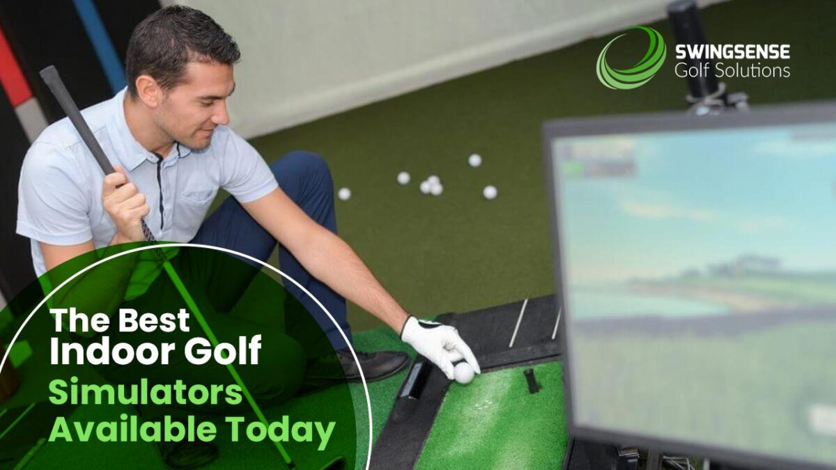 The Best Indoor Golf Simulators Available Today
