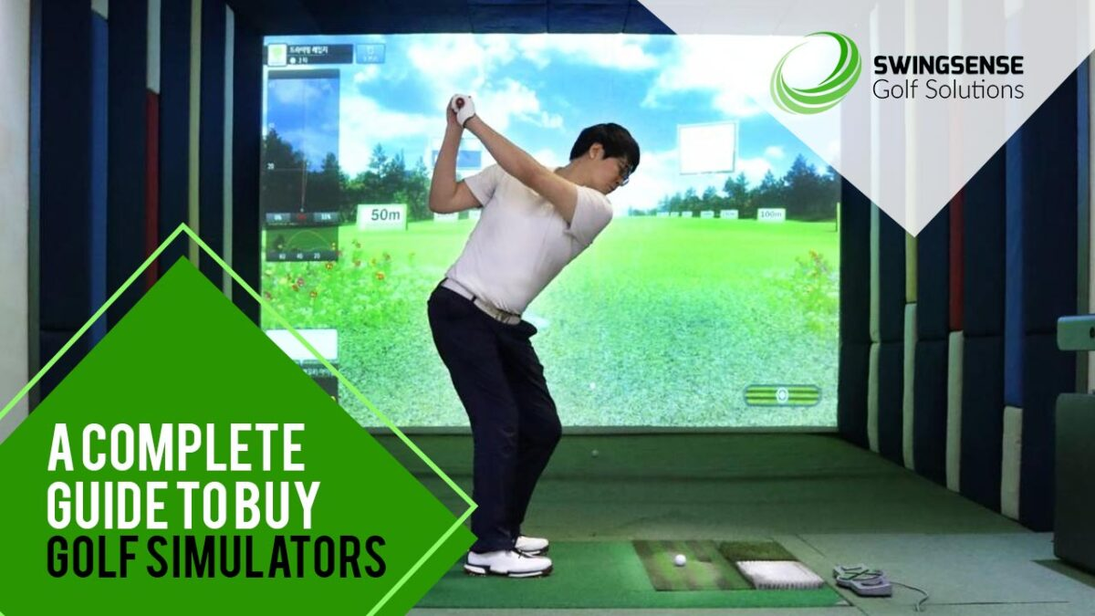 A Complete Guide To Buy Golf Simulators