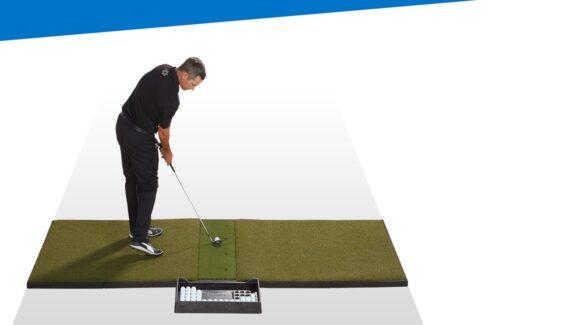 Fiberbuilt Golf Mats-