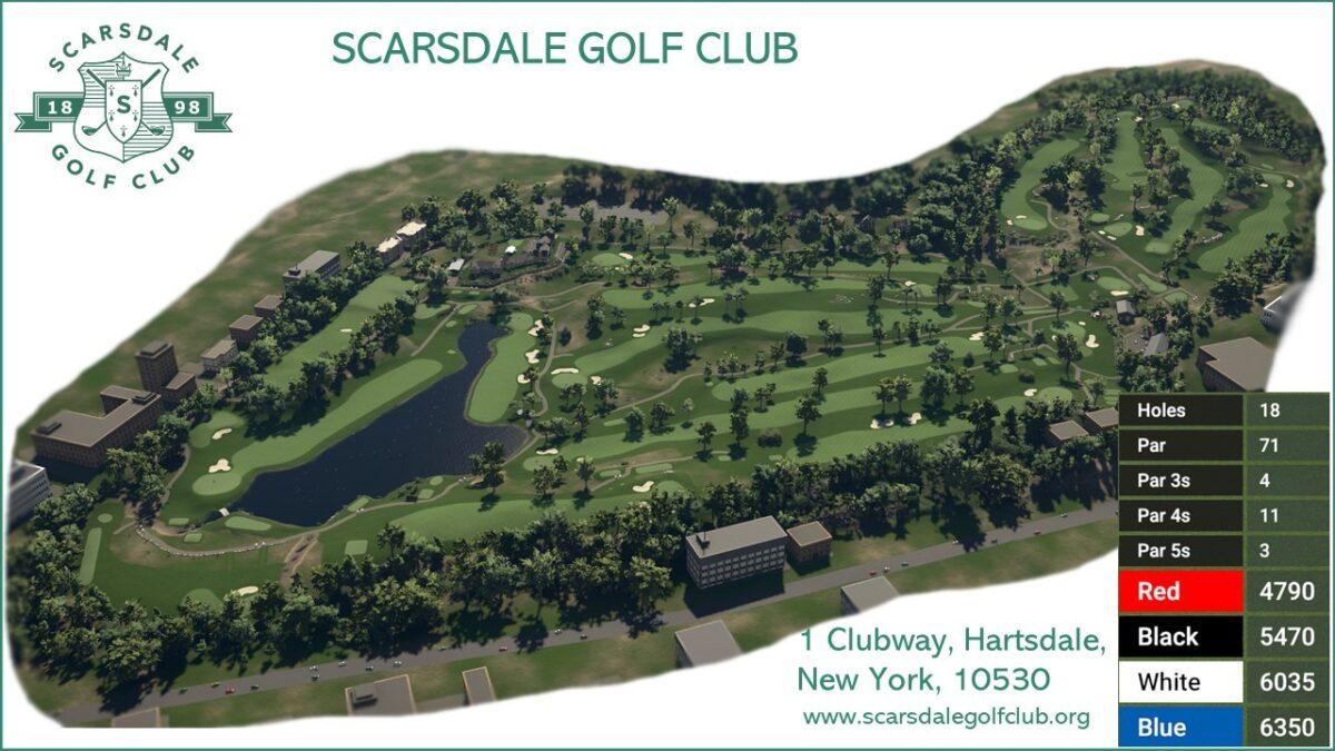 Scarsdale Golf Club In New York