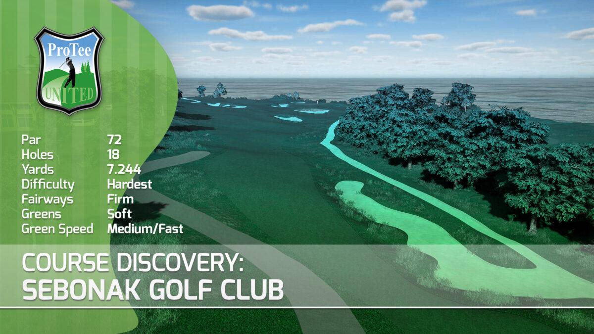 Sebonak Golf Club In Southampton, NY