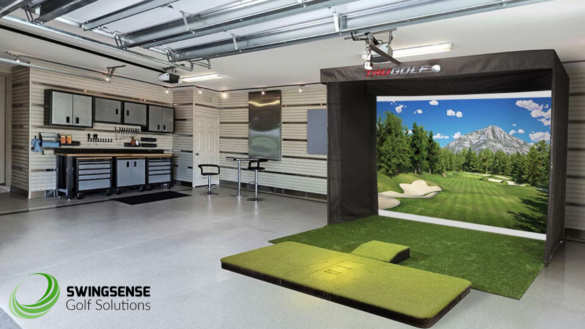 TruGolf Vista Series Golf Simulator
