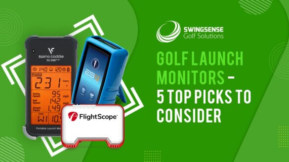 Golf Launch Monitors - 5 Top Picks To Consider