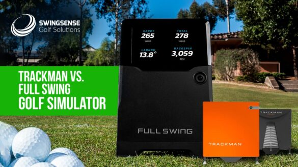 TrackMan and Full Swing