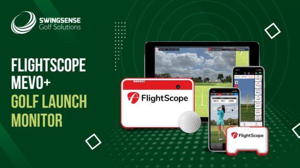 FlightScope Mevo+ Golf Launch Monitor