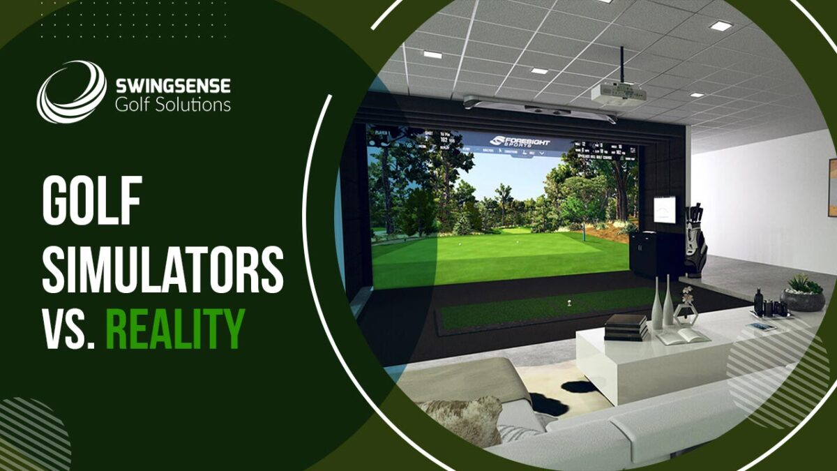 Golf Simulators vs. Reality—Things First-Time Buyers Should Know