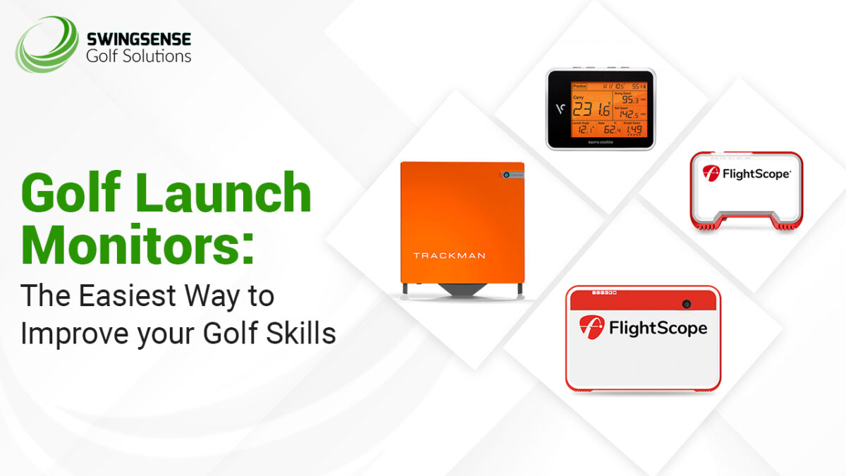 Golf Launch Monitors: The Easiest Way To Improve Your Golf Skills