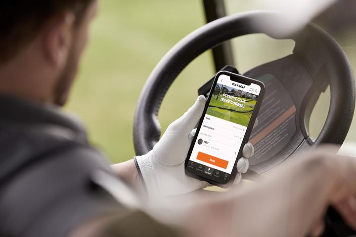 Game Golf Live Tracking System