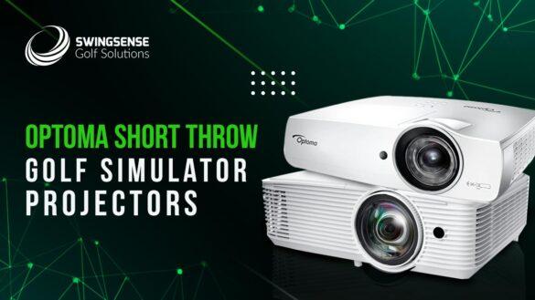 Optoma Short Throw Golf Simulator Projectors