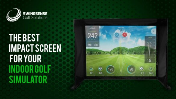 The Best Impact Screen For Your Indoor Golf Simulator