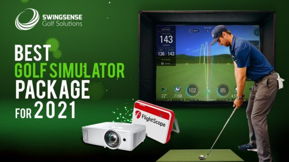 Best Golf Simulator Package for 2021: Enjoy your Game from the Comfort of Home