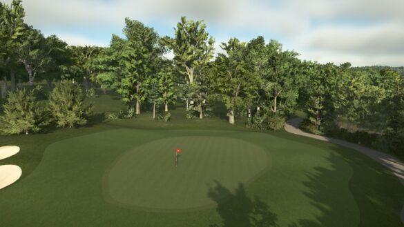 The Kendleshire Golf Club