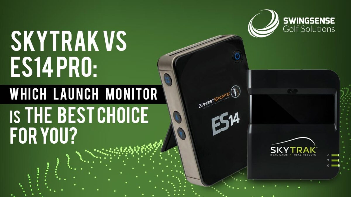 SkyTrak vs ES14 Pro : Which Launch Monitor Is the Best Choice for You?