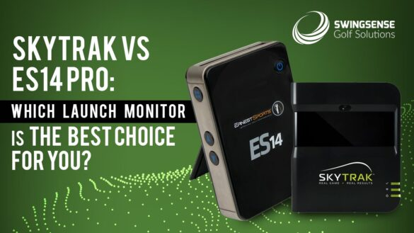 SkyTrak vs ES14 Pro