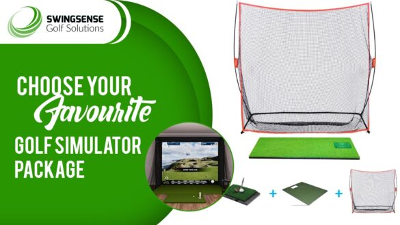 Choose Your Favourite Golf Simulator Package