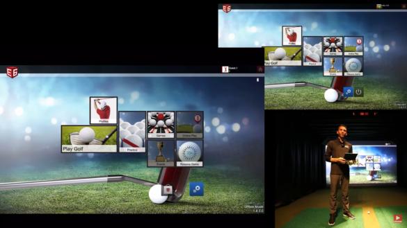 Flightscope Mevo+ E6 Connect iPad Pro Review vs PC w/ UNEEKOR EYE XO