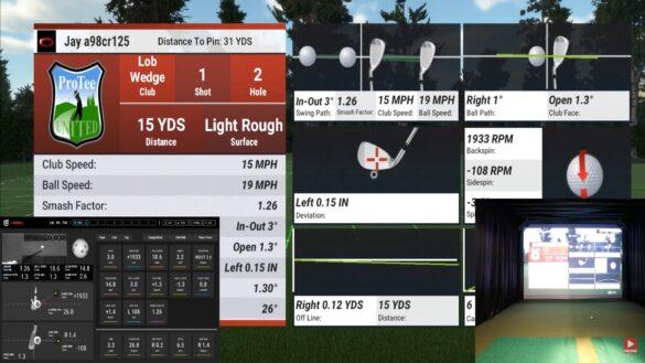 TGC 2019 - Uneekor Golf Simulator REVIEW - First Look!
