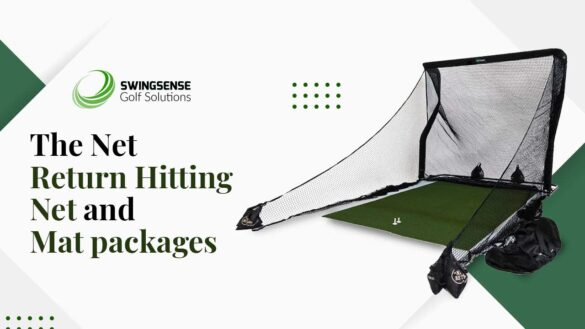 The Net Return Hitting Net And Mat packages: Choose The Best Equipment For Your Home Golf System