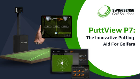 PuttView P7: The Innovative Putting Aid For Golfers