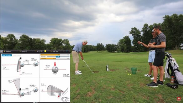 GCQUAD (OUTDOORS) - Golf Lesson with PGA Professional Darren Husse at Coyote Preserve Golf Club