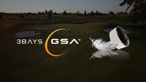 3 Bays GSA Putting Analyzer