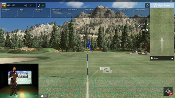 Flightscope Mevo+ Update - .09 Firmware OFFICIAL Release (PUTTING TEST)