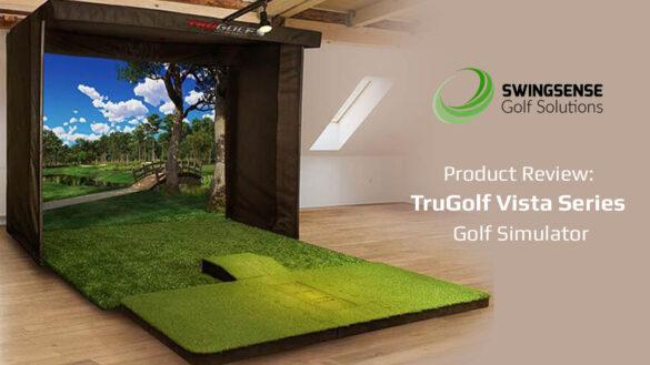 Product Review: TruGolf Vista Series Golf Simulator