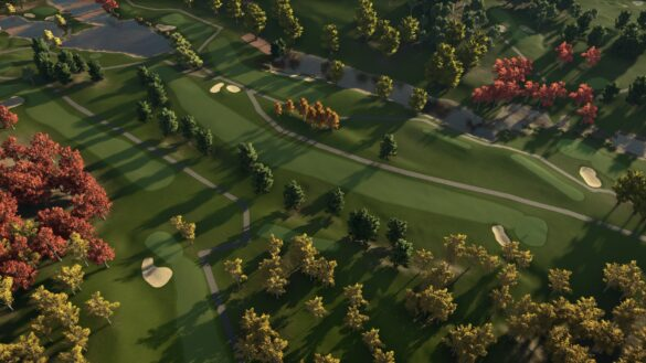 Whitney Farms Golf Course
