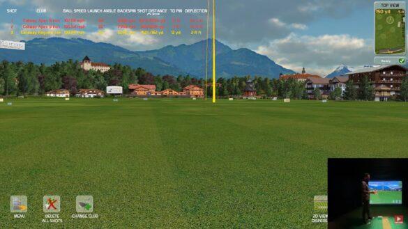 Creative Golf 3D - Flightscope Mevo+ CLUB FITTING - Callaway APEX vs ROGUE