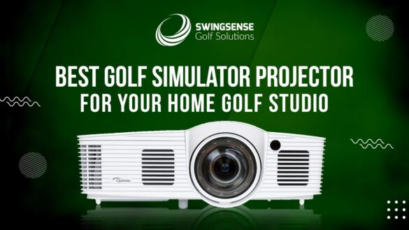Best Golf Simulator Projector For Your Home Golf Studio: The Top Products of 2021