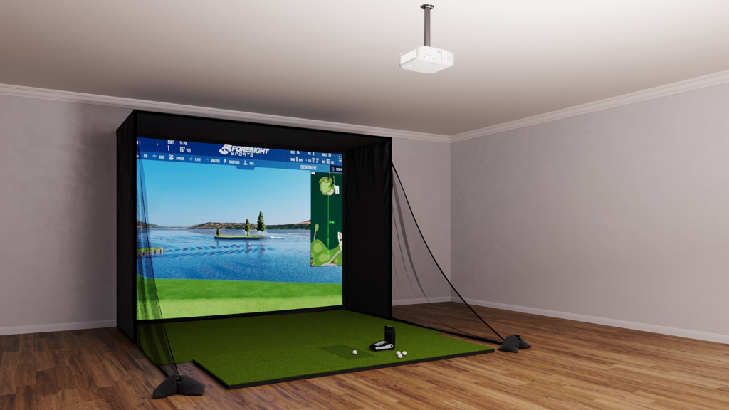 Foresight Sports GC2 SIG12 Golf Simulator Package