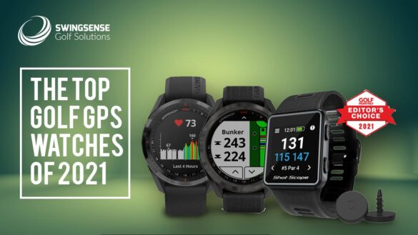 The Top Golf GPS Watches Of 2021