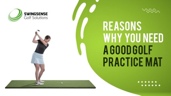 Reasons Why You Need A Good Golf Practice Mat For Your Indoor Golf Studio