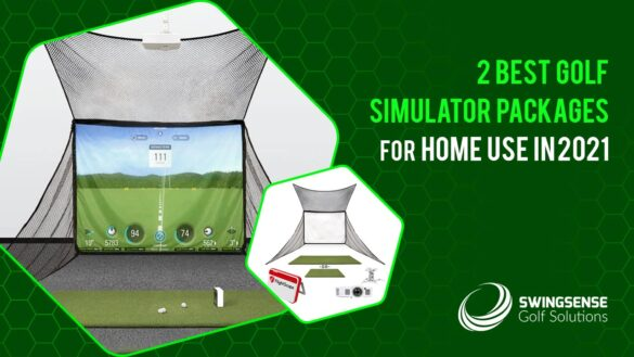 2 Best Golf Simulator Packages For Home Use In 2021