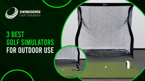 3 Best Golf Simulators For Outdoor Use